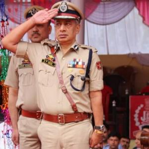 S P Vaid removed as J&K police chief