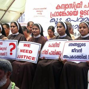 Nun seeks justice from Vatican; accused bishop rejects charges