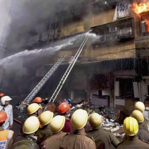 Bagree Market fire: Mayor says authorities didn't install safety measures