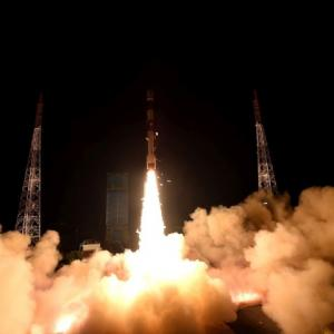 Perfect lift off! ISRO launches 2 foreign earth observation satellites