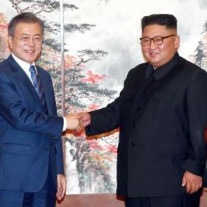 North Korea agrees to shut missile site, says Moon