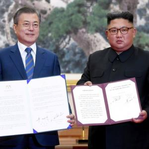 Korean leaders to undertake joint excursion to Mt Paektu