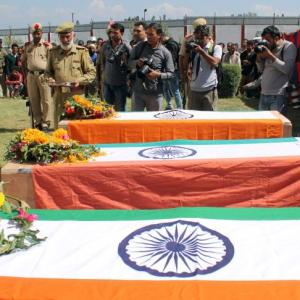 6 J-K cops quit after terrorists kill 3 colleagues; MHA denies resignations