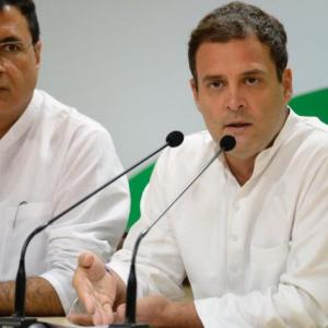 Absolutely convinced that PM is corrupt: Rahul