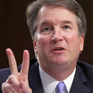 Second woman accuses US top court nominee of sexual assault