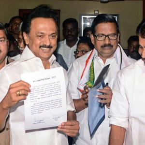 Congress gets 9 LS seats in TN under DMK-led alliance