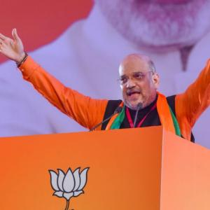 In Bengal, Shah's rallies to counter Mamata's mega show
