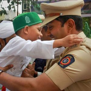 PHOTOS: Eid celebrated with fervour across country
