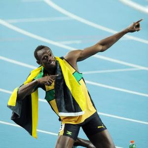 'Bolt could run 9.4 at London Olympics'
