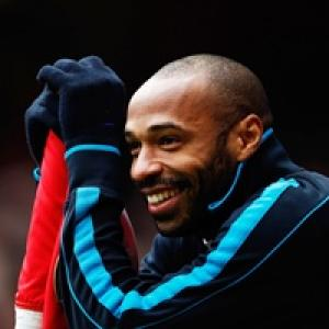 Wenger rules out Henry's Arsenal return