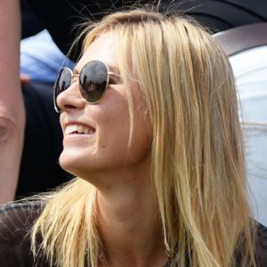 PHOTOS: Many Moods of Maria Sharapova at Wimbledon