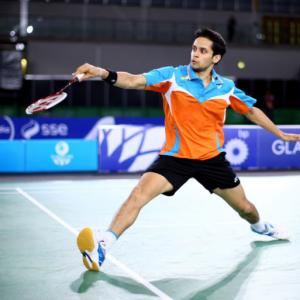 Kashyap, Sameer in last 8 of India Open