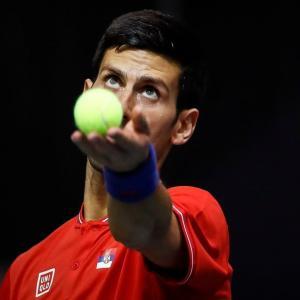 France and Serbia set up Davis Cup semi-final clash