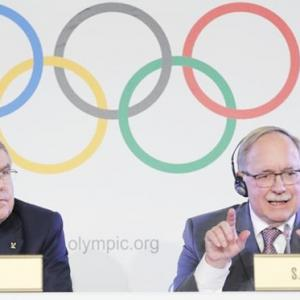 Russia banned from 2018 Pyeongchang Winter Olympics