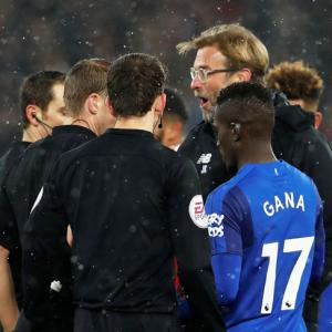 EPL: Klopp defends team selection as Liverpool continue unbeaten run