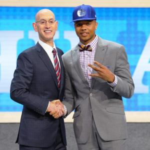 Sixers take Fultz with top pick of youthful NBA Draft