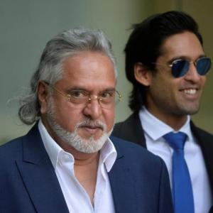 Mallya 'devastated' to lose control of Force India F1 team