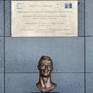 'Even Jesus couldn't please everyone': Sculptor defends Ronaldo bust