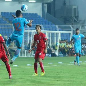 Sports Shorts: India hold Myanmar in Asian Cup