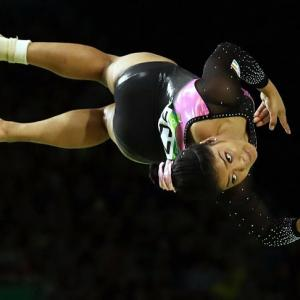CWG: Gymnasts Pranati, Rakesh disappoint