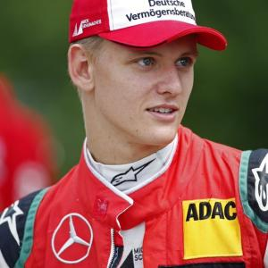 Mick Schumacher on following his legendary father's footsteps