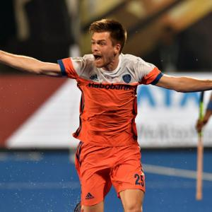India crash out of hockey World Cup after losing to Netherlands