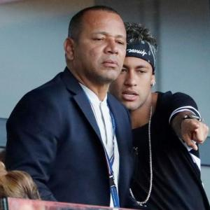 Neymar's father hits out at son's critics