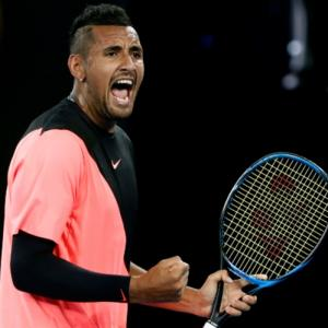 Kyrgios, Australia's new ace carrying the hopes of a nation