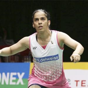 Denmark Open: Saina rallies to advance; shock loss for Sindhu