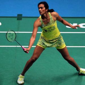 Sports Shorts: Sindhu still searching for a title this year...