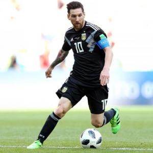 'Messi does not need World Cup win to be viewed as Maradona's equal'