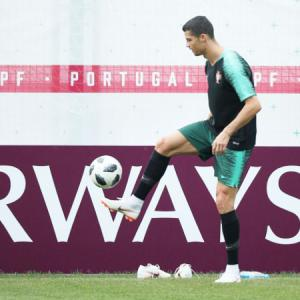 No plan good enough to stop Ronaldo: Morocco coach