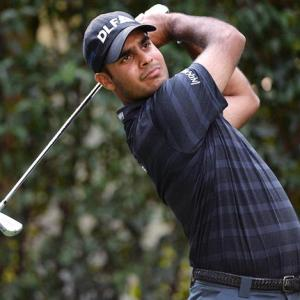 The 'fearless' Indian golfer who has a 'flawless game'