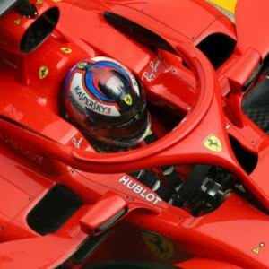 Love it or loathe it, Formula One has a halo