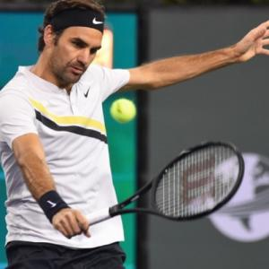 Indian Wells: Ruthless Federer sends Chung packing, Venus through to semis