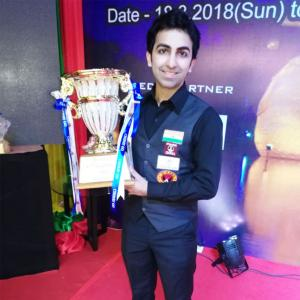 Sports Shorts: Advani retains Asian Billiards title