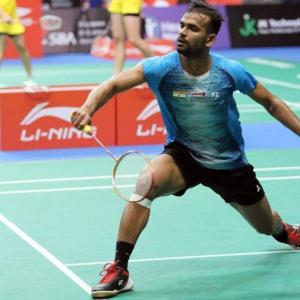 Little-known Subhankar stuns badminton legend Lin Dan