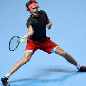 ATP Finals: Zverev inflicts more pain on Cilic