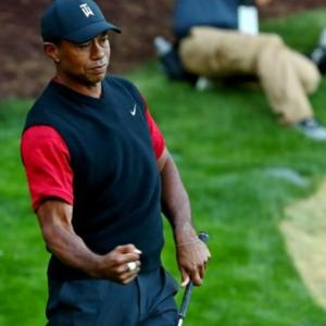 Coach Tiger Woods coming to your living room soon...