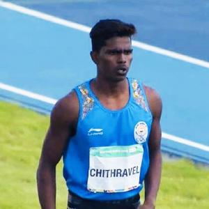 Praveen Chitravel: From humble beginnings to Youth Olympics medallist