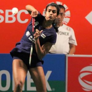 Singapore Open: Sindhu, Saina sail into second round