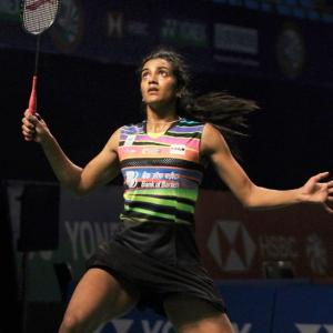 Singapore Open: Sindhu enters semis; Saina, Srikanth, Sameer ousted