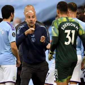 Man City aren't the only big spenders: Guardiola