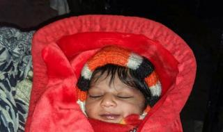Hindus from Pak celebrate, newborn named 'Nagrikta'