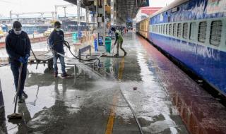 Coronavirus: No passenger train to run till March 31