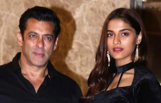 Who's that girl with Salman?