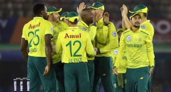 Why South Africa won't take the knee in England series