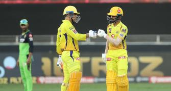 Dhoni tells CSK players to keep enjoying the game