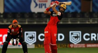 PHOTOS: Royal Challengers vs SunRisers Hyderabad