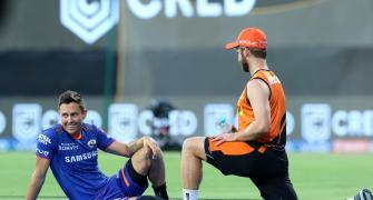 'UK-bound NZ players to remain in India till May 10'